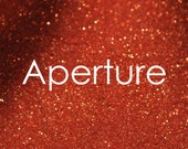 Aperture 3g Cosmetic Glitter Jar with Sifter