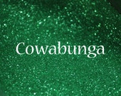 Cowabunga 3g Cosmetic Glitter Jar with Sifter