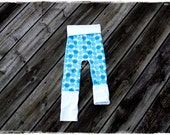 Blue Monster Medium Kanga Pants