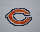 Chicago Bears Logo Magnet
