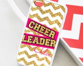 Cheer iPhone Case - Personalized Cheer iPhone Case - iPhone 4 Case - iPhone 5 Case - iPhone 5s Case