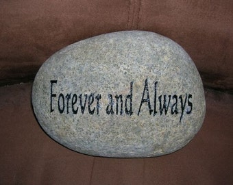 engraved garden stone, carved stone, etched stone, dog memorial stone, wedding stone, namesake stone, pet stone, pet marker, cat stone