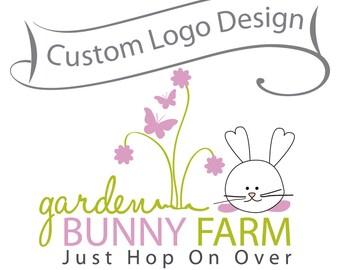 Logo - Custom Branding for Small Business Custom Logo Design ooak Logos Photograher Branding Boutique Branding