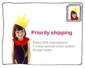 Priority Shipping Note-worldwide