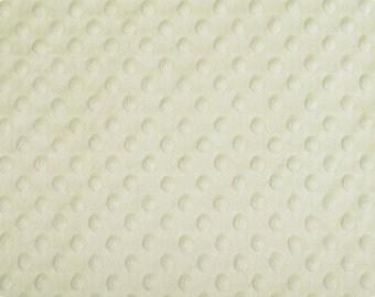 Mint Dimple Minky From Shannon Fabrics 1 Yard