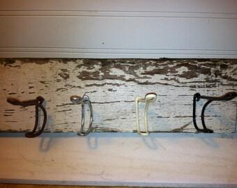 Vintage Style Metal coat hooks