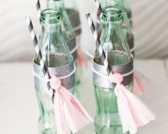 """Vintage """"Coca-Cola"""" bottles - Set of 3"""