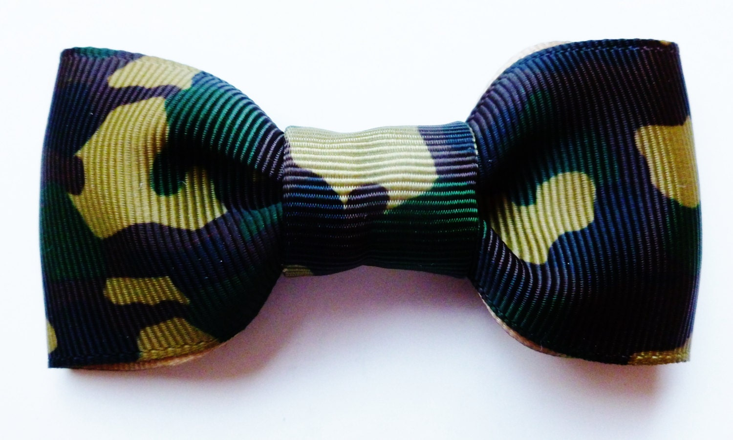 camo bow tie for boys army clip on tie for by