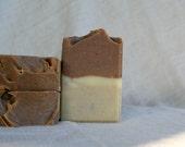 Cedarwood & Rosewood - Handmade Vegan Soap