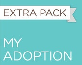 Adoption - 6 Extra pages for the Baby Steps Book