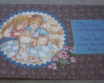 Vintage Friendship Greeting Card  By Current, Inc.  Made in USA