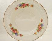"""Vintage Swinnerton Staffordshire """"Luxor Vellum"""" Bowl, UK Seller"""