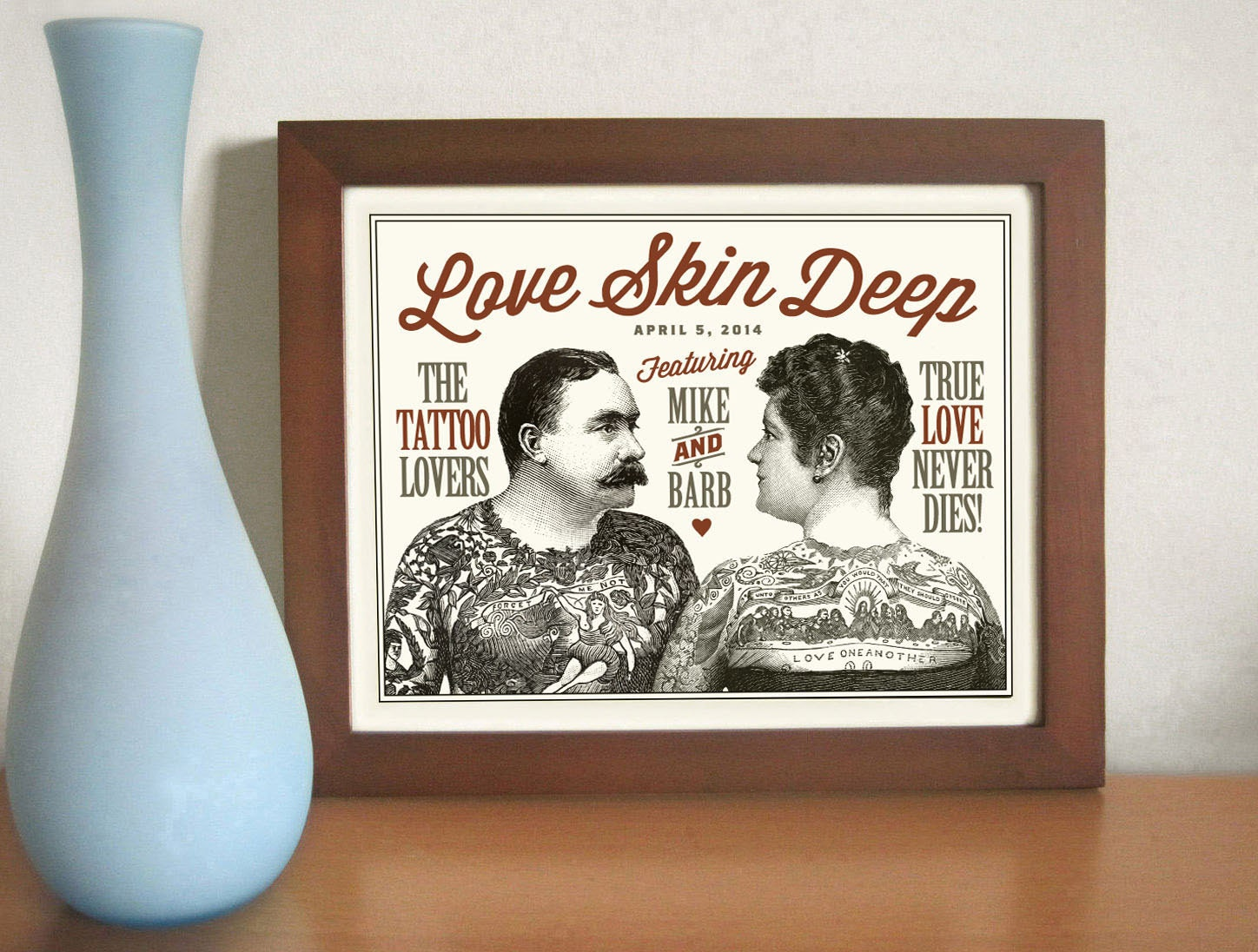 Fun Wedding Gift: Unique Wedding Gift Personalized Wedding Or Engagement Gift