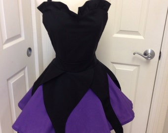 Ursula costume apron dress