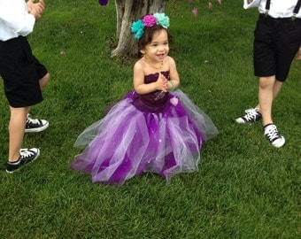 Custom made,  princess  ballerina dress,  flower girl, photo shoot, birthday, dress up,  baby girl nb 5t
