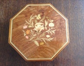 Music Jewelry Box Made in Italy