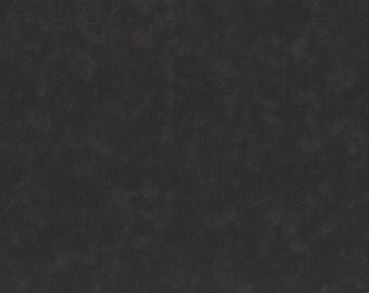 1 Fat Quarter, Quilter's Blenders-Black Fabric, Black Fabric, Quilter's Blenders Fabric, 05047