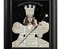 Popular items for crown silhouette on etsy for Glinda the good witch crown template
