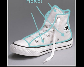 Made to Order: Converse High Tops