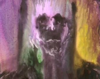 Shroud of Darwin #8 (Original)