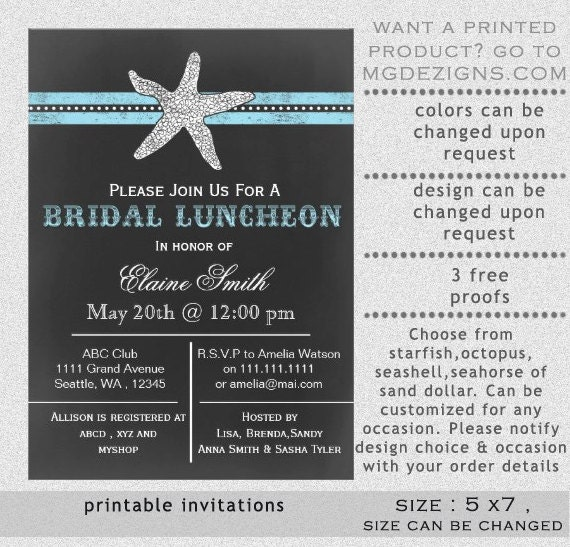 Printable bridal shower invitation template rustic bridal shower il570xn maxwellsz