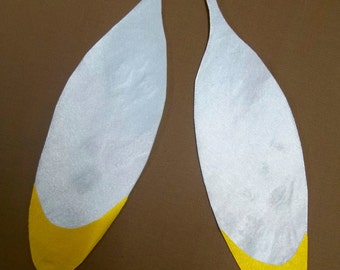 feather appliques, eagle feather