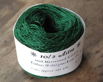 Wintergreen 10/2 Mercerized Cotton