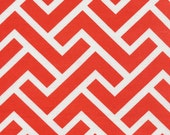 MOVING SALE Cloud9 Geocentric ZIGZAG in Coral