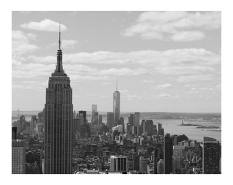 New York Landscape Photo Print