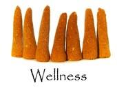 Wellness, Artisan Hand Made Incense Cones