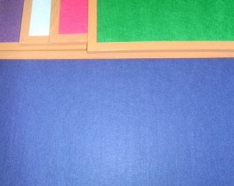Felt Board / Flannel Board / Busy Board - Educational Toys, Kids Toys, Homeschool, Felt Board Stories, Montessori Learning, Felt Toy, Gift