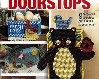 Fast & Fun Doorstops   Plastic Canvas Pattern Book The Needlecraft Shop 847532