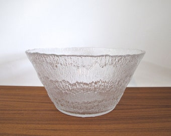 "Iittala ""Solaris"" Large Serving Bowl"