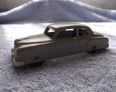 "1950s Tootsietoy Pontiac Sedan 4"" Size Restored"
