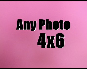 "Pick any 4x6"" - 10x15cm fine art photograph"