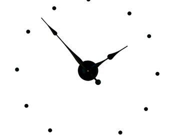 """KIT25B complete wall clock kit makes 24 - 26"""" wall clock"""