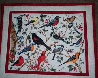 SONGBIRDS WALLHANGING
