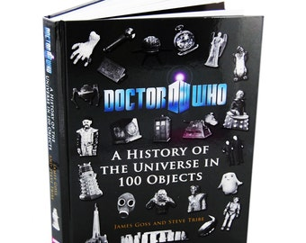 Doctor Who Book iPad Cover- Tablet Case made from a Book