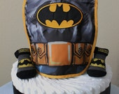 Batbaby - boy diaper cake