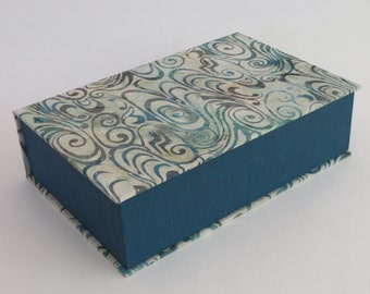Custom Clamshell Box with Compartments