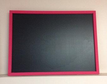 Framed Chalkboard, Any Color, 17 x 23