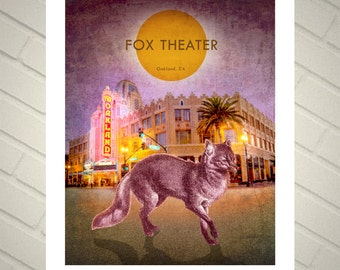 Fox Theater – Oakland, CA