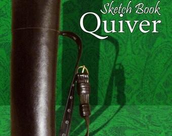Sketchbook Quiver