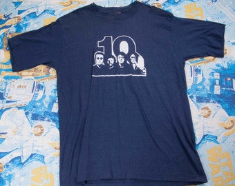 1970s Beatles 10th Anniversary Promo T-Shirt 70s