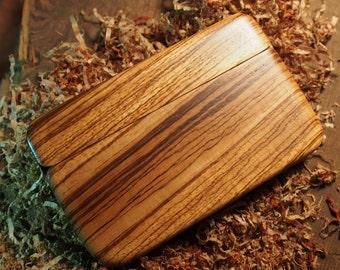 Wood Wallet