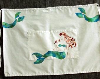 Mermaid Half Apron