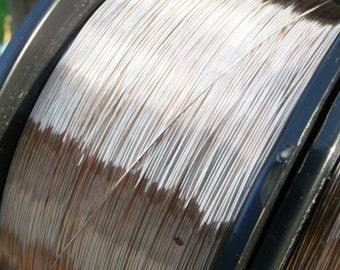 26 gauge Solid Bronze Wire - 30 Feet