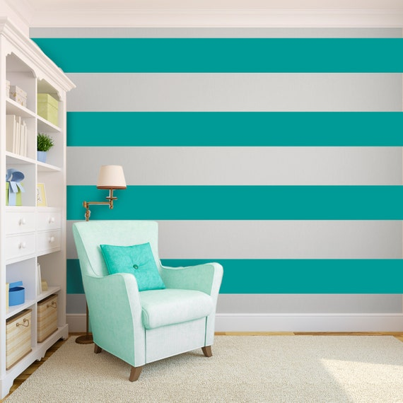 wall stripes wall decal custom vinyl art stickers by stripe wall pattern art stickers