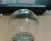 20 mm Glass Miniature Dome for 1/12 Dollhouse Decoration