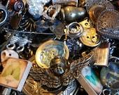 Jewelry / Pendant / Mixed Media Destash 10oz bag